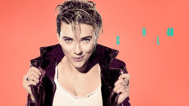 Scarlett Johansson - SNL Photoshoot (May 2015)