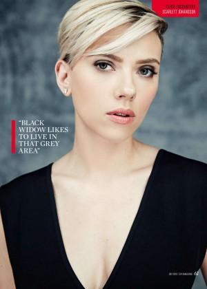 Scarlett Johansson - SFX Magazine (July 2016)