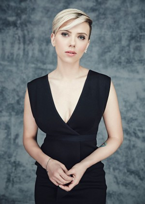 Scarlett Johansson - Smallz & Raskind Portraits 2015