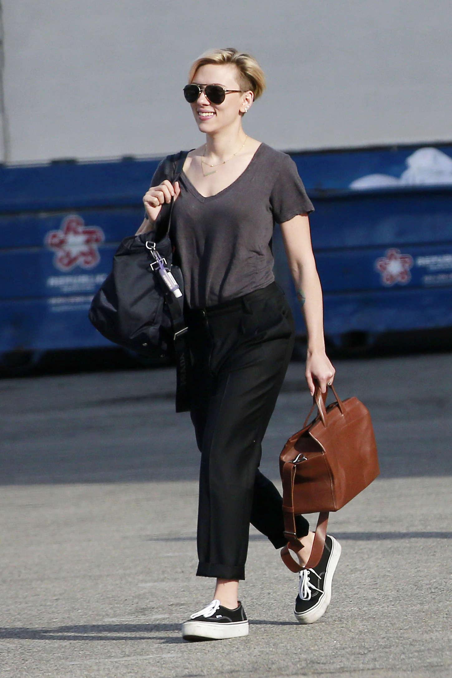 Scarlett Johansson Out In La 06 Gotceleb