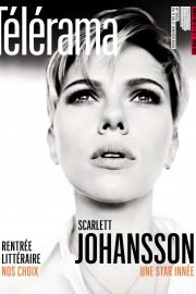 Scarlett Johansson - Telerama France Magazine (January 2020)