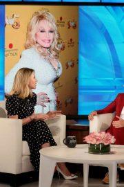 Scarlett Johansson - The Ellen DeGeneres Show in LA