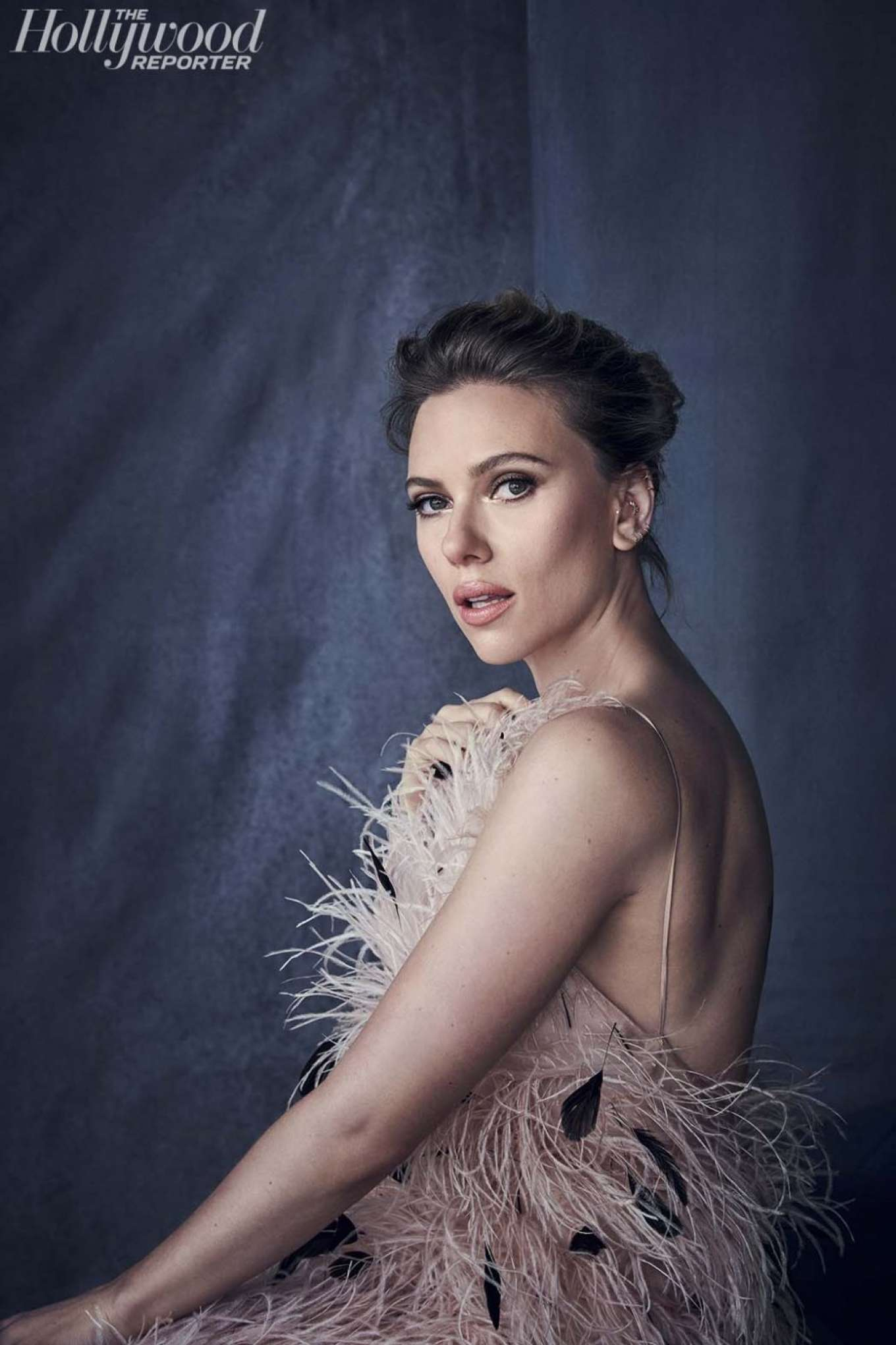 Scarlett Johansson - The Hollywood Reporter Magazine (November 2019)