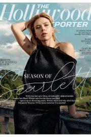Scarlett Johansson - The Hollywood Reporter Magazine (September 2019)