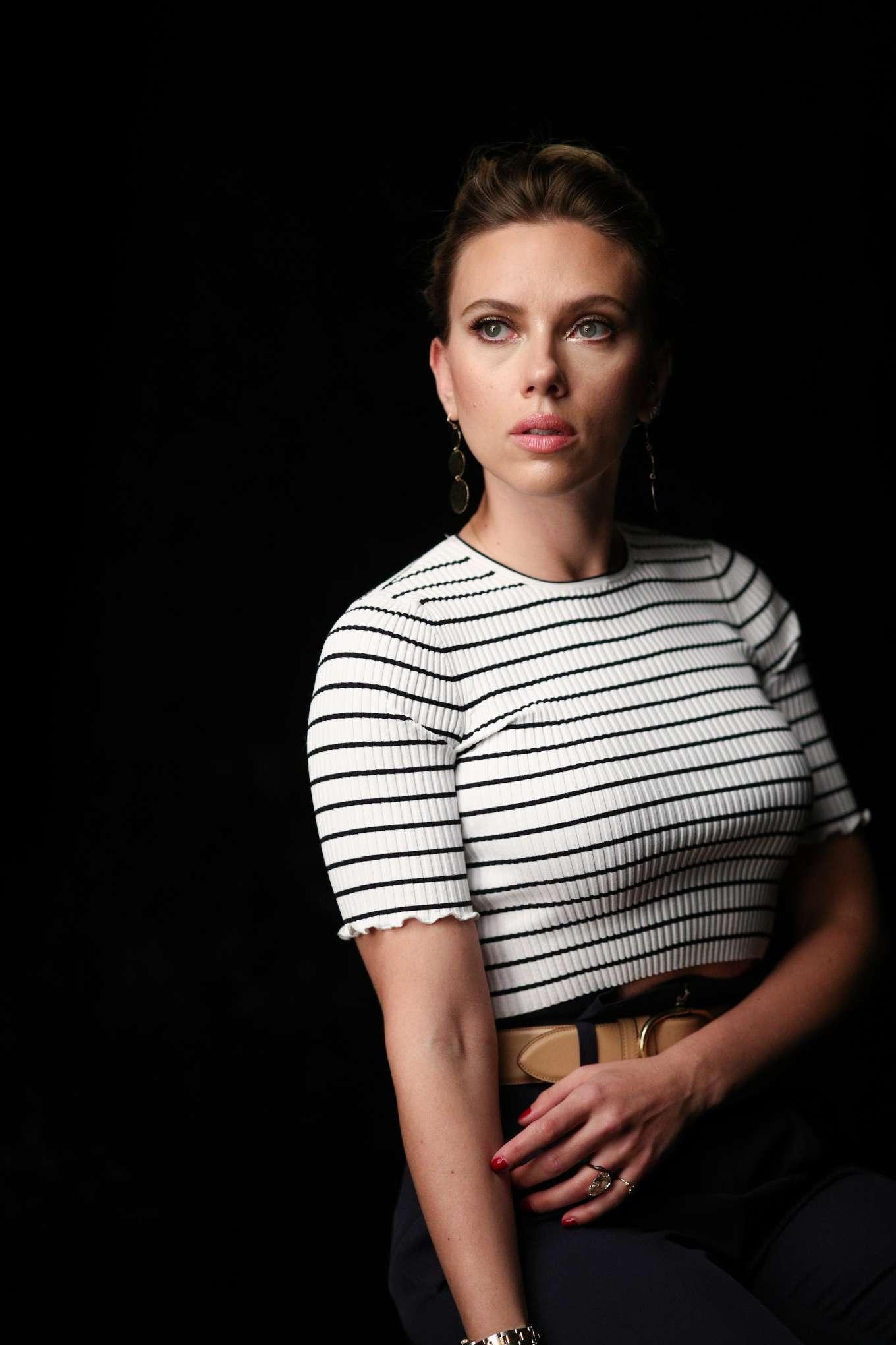 Scarlett Johansson - Variety Actors on Actors Season 11 2019