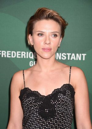 Scarlett Johansson - Variety's Power of Women Sponsored by Audi in Los Angeles