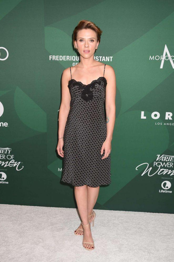Scarlett Johansson: Varietys Power of Women Sponsored by Audi -03