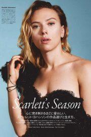Scarlett Johansson - Vogue Japan Magazine (January 2020)