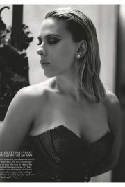 Scarlett Johansson - Vogue Magazine UK (February 2020)