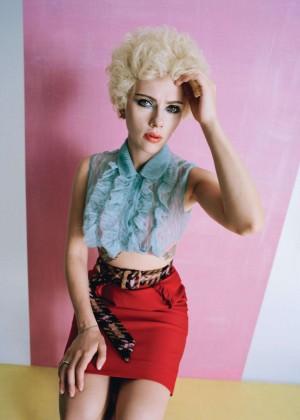 Scarlett Johansson - W Magazine (February 2015)