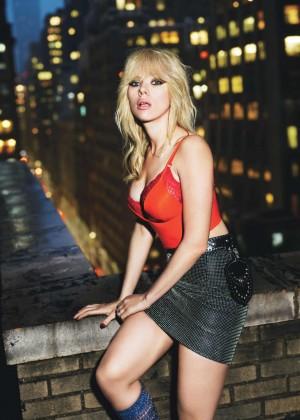 Scarlett Johansson - W Magazine (March 2015) adds