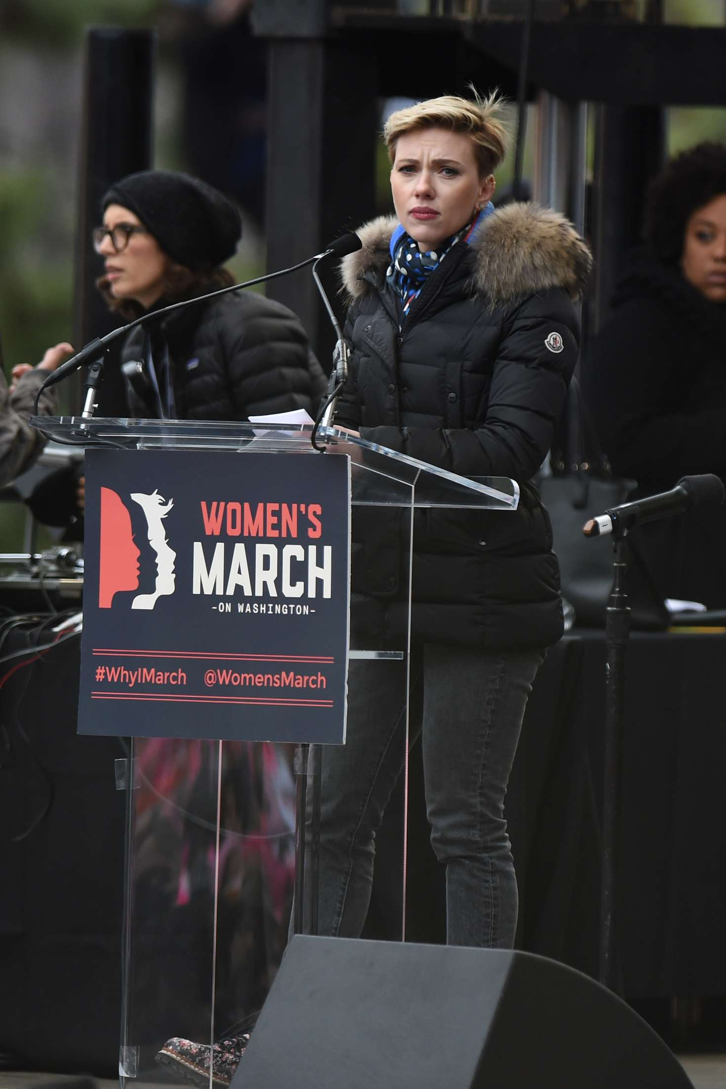 Scarlett-Johansson:-Womens-March-on-Wash