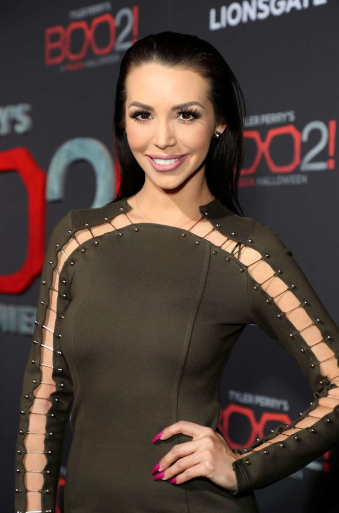 Scheana Marie - 'Boo 2! A Madea Halloween' Premiere in Los Angeles