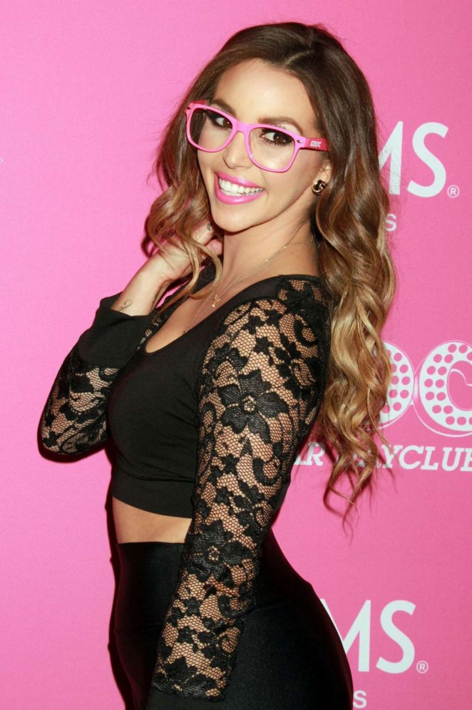 Scheana Marie at Geeked Up Bash -10