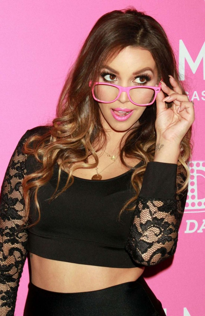 Scheana Marie at Geeked Up Bash -11