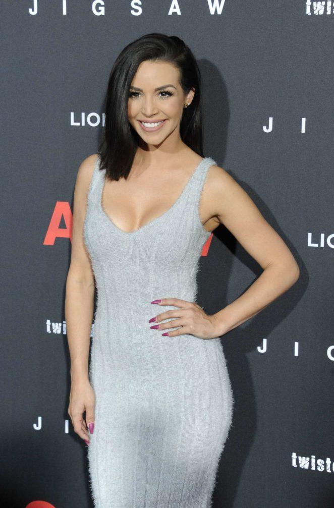 Scheana Marie – 'Jigsaw' Premiere in Los Angeles