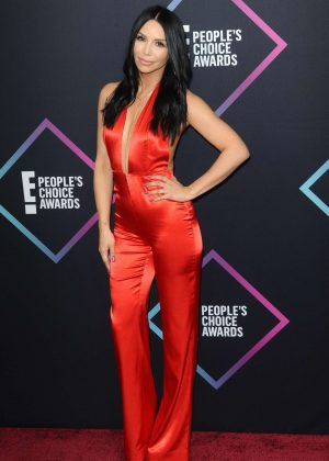 Scheana Marie - People's Choice Awards 2018 in Santa Monica