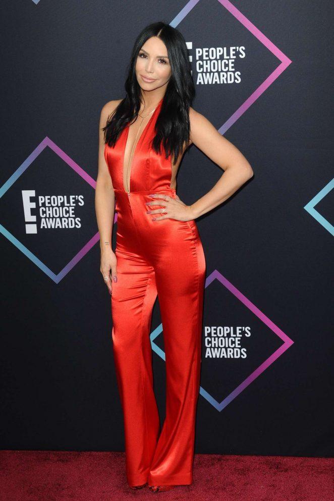 Scheana Marie – People's Choice Awards 2018 in Santa Monica
