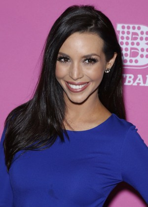 Scheana Shay - Party to DJ Mike Shay at Ghostbar Dayclub inside Palms in Las Vegas