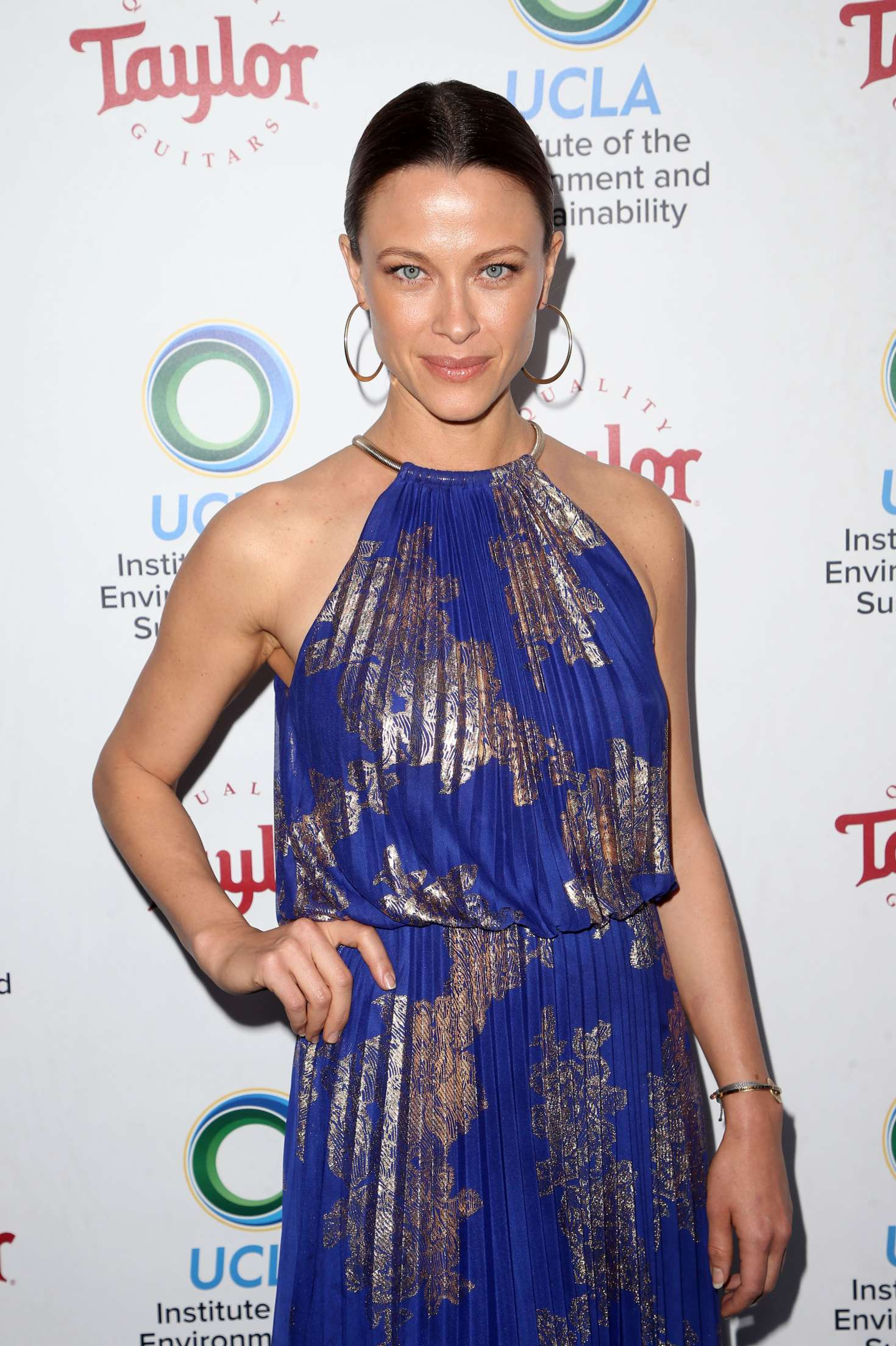 Scottie Thompson - 2018 UCLA's Institute of the Environment and Sustainability Gala in LA