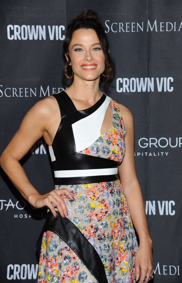 Scottie Thompson - 'Crown Vic' Special Screening in New York