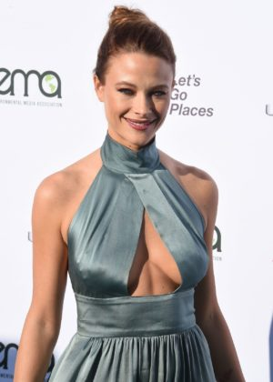 Scottie Thompson – EMA Awards 2017 in Los Angeles