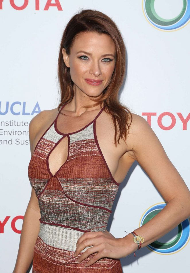 Scottie Thompson - UCLA Institute of the Environment and Sustainability Gala in Los Angeles