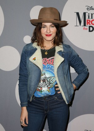 Scout Taylor-Compton - Minnie Mouse Rocks The Dots Art And Fashion Exhibit in Los Angeles