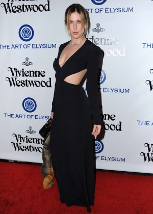 Scout Willis - The Art of Elysium 2016 HEAVEN Gala in Culver City