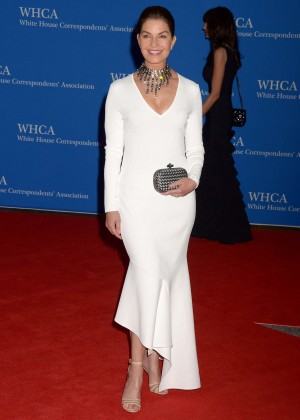 Sela Ward - White House Correspondents Dinner in Washington