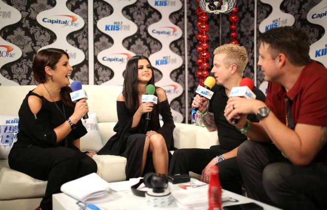 Selena Gomez 2015 : Selena Gomez: 102 7 KIIS FMs Jingle Ball 2015 -02