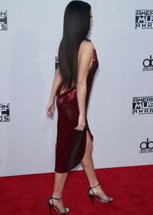 Selena Gomez Amas 2017 >> Selena Gomez - 2015 AMA American Music Awards in Los Angeles