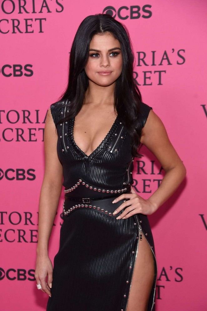 Selena Gomez - 2015 Victoria's Secret Fashion Show After Party in NYC
