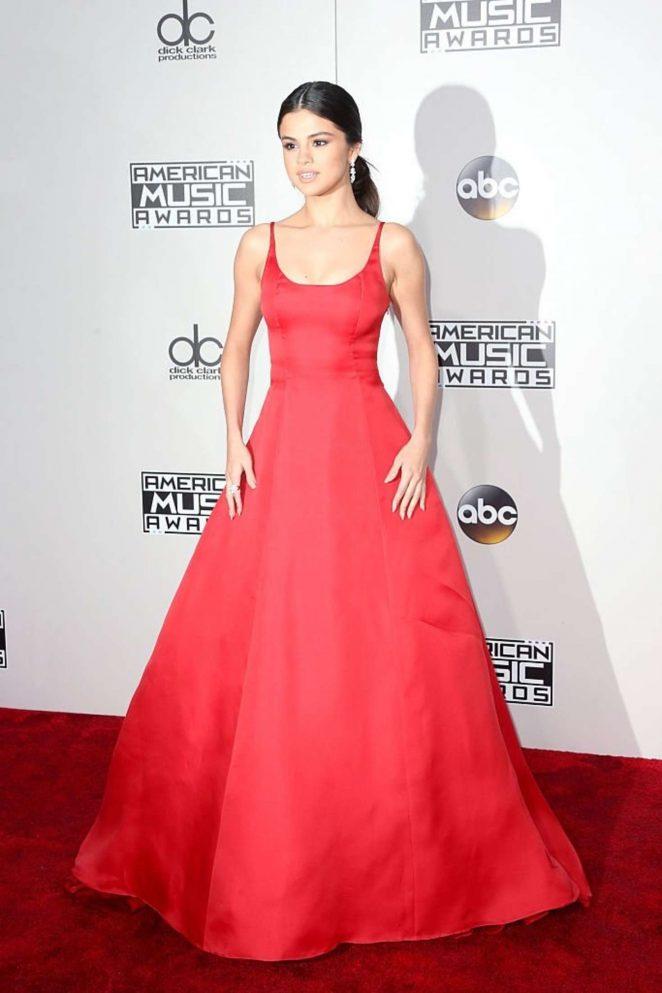 Selena Gomez 2016 : Selena Gomez: 2016 American Music Awards -12