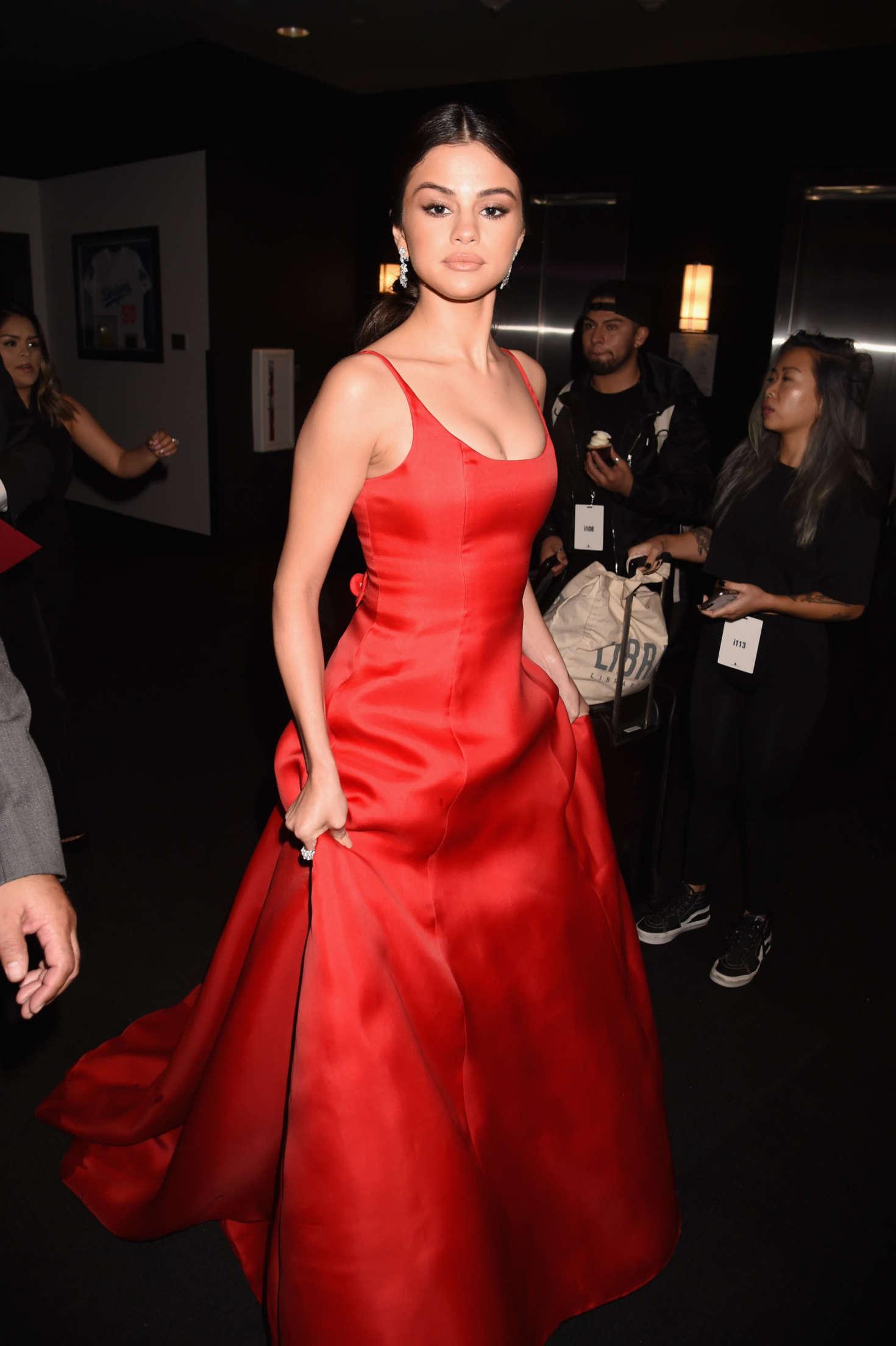 Selena Gomez 2016 : Selena Gomez: 2016 American Music Awards -18