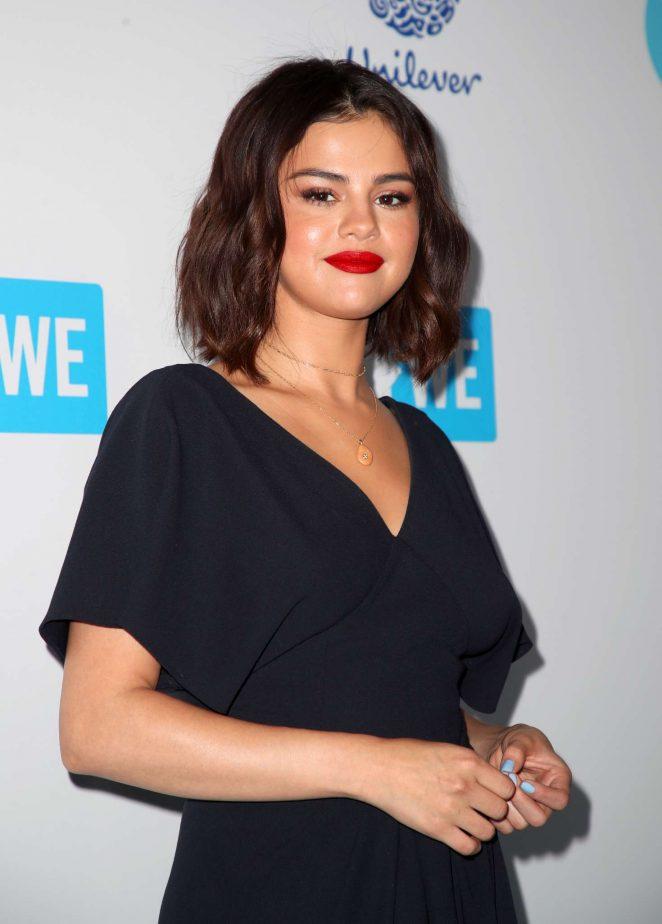 Selena Gomez - 2018 WE Day California in Los Angeles
