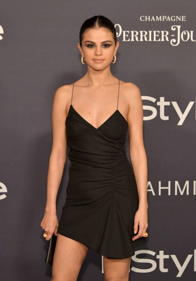 Selena Gomez - 3rd Annual InStyle Awards in Los Angeles
