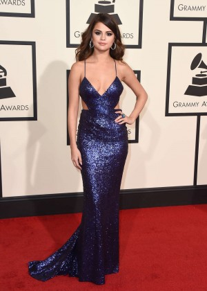 Selena Gomez: 2016 GRAMMY Awards -11