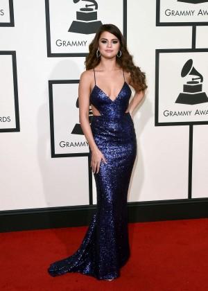Selena Gomez: 2016 GRAMMY Awards -12