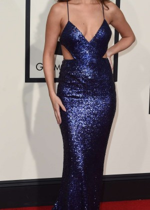 Selena Gomez: 2016 GRAMMY Awards -13