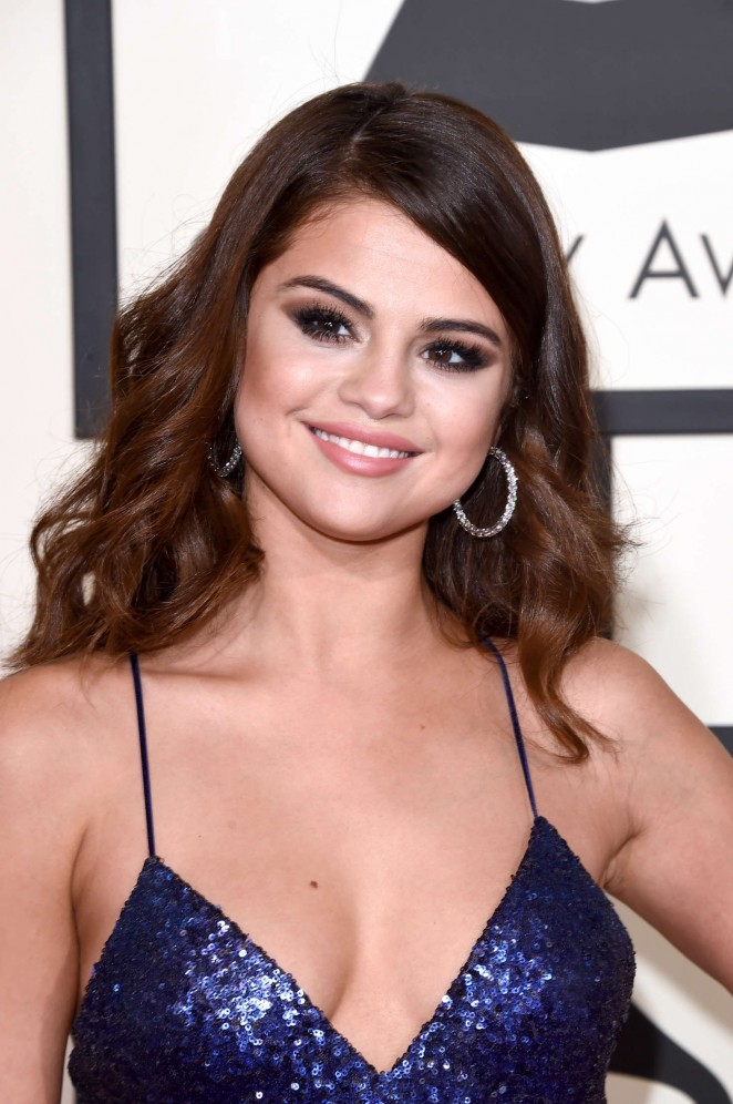 Selena Gomez - 2016 GRAMMY Awards in Los Angeles