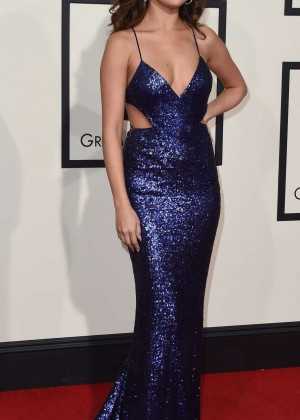Selena Gomez: 2016 GRAMMY Awards -19