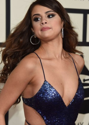 Selena Gomez: 2016 GRAMMY Awards -20