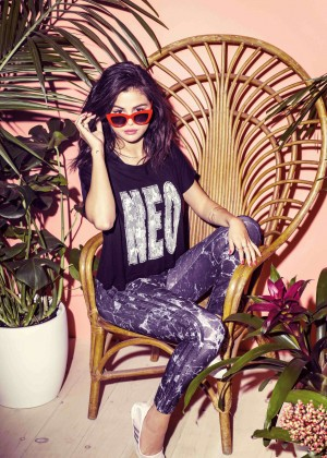 Selena Gomez - Adidas NEO Label Collection (Spring/Summer 2015)