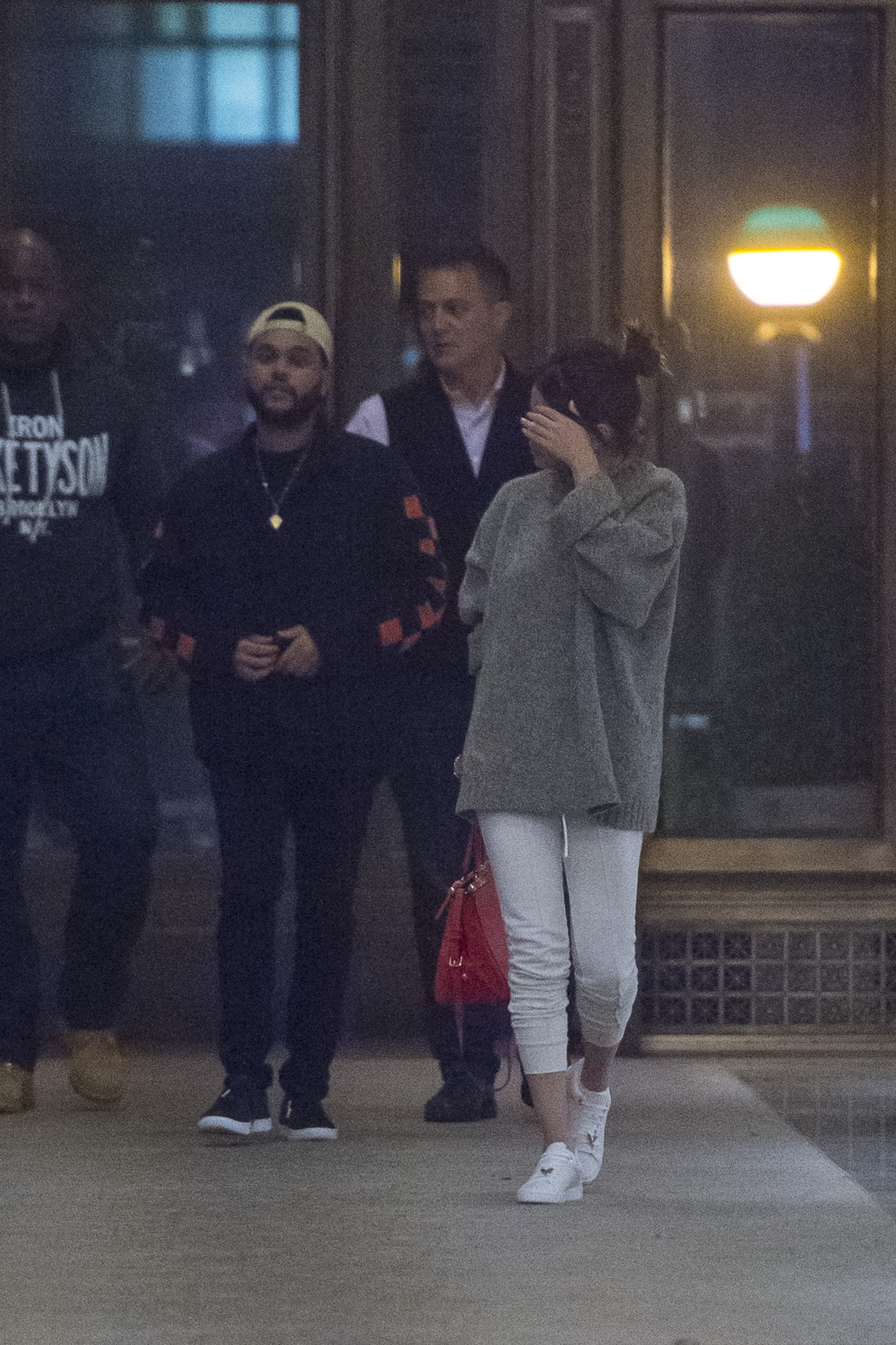 Selena Gomez and The Weeknd – Going to dinner in New York ...