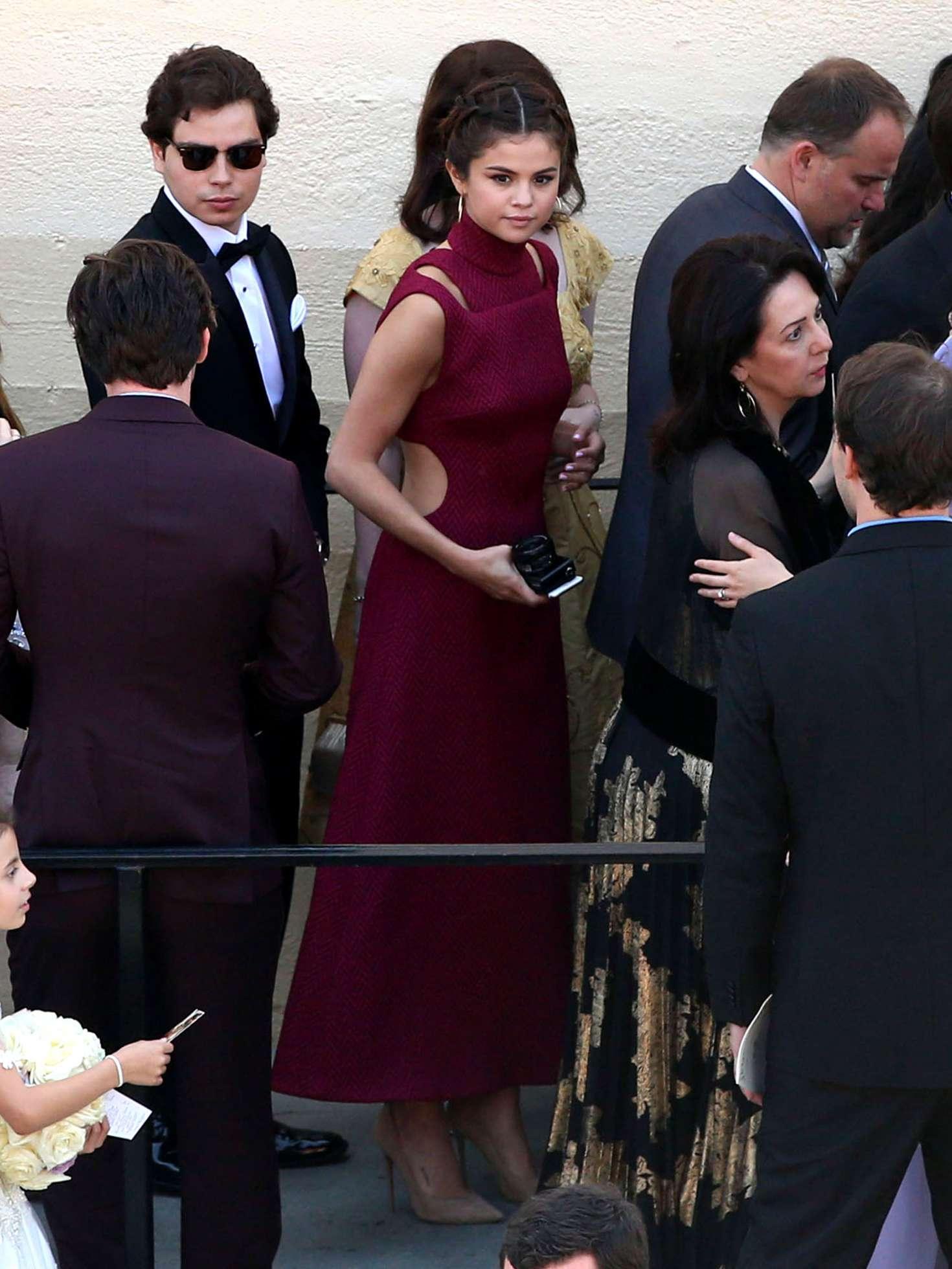 Selena gomez at david henrie maria cahills wedding in la nude (14 photos), Fappening Celebrites pic
