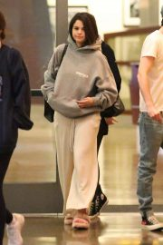 Selena Gomez at the Arclight in Sherman Oaks