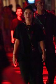 Selena Gomez at Universal Halloween Horror Nights