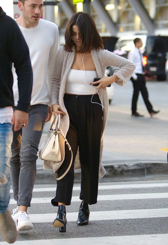 Selena Gomez: Attended Saturday Church Service -04