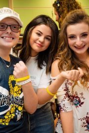 Selena Gomez - Big Slick Celebrity Weekend benefiting Children's Mercy Hospital of Kansas